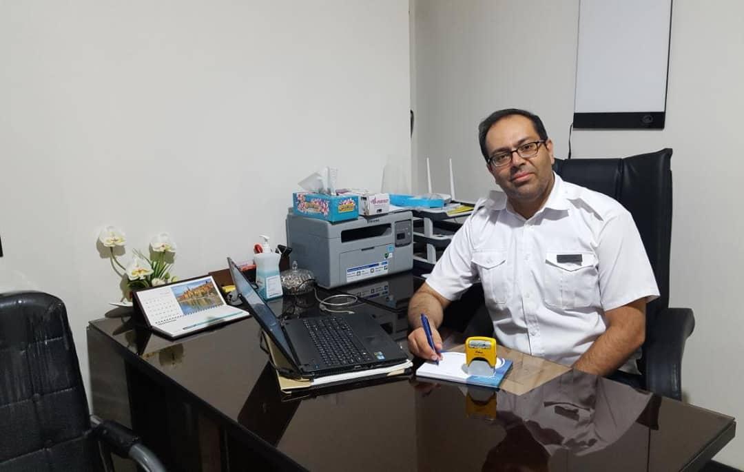 دکتر مهدی احمدی متخصص طب فیزیکی و توانبخشی