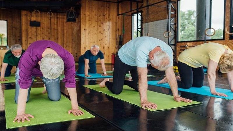 مزایای ورزش برای تنگی کانال نخاعی