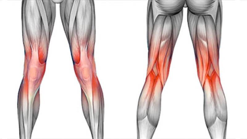 ورم و درد پشت زانو (کیست بیکر زانو) | علت و علائم